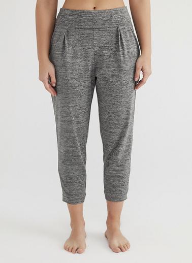 Penti Kül Melanj Yoga Pantolon Gri
